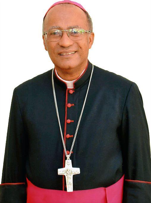 Bispo auxiliar Limacêdo Antonio