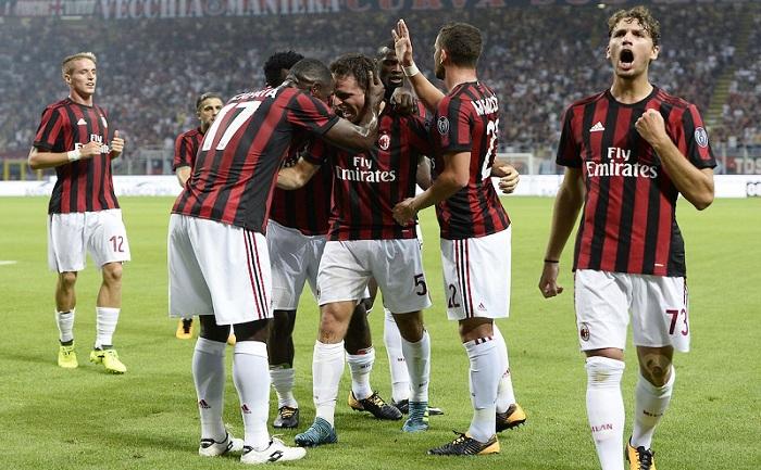 Milan poderá jogar a Liga Europa