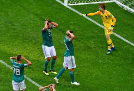 Alemanha tenta ganhar segunda Copa seguida