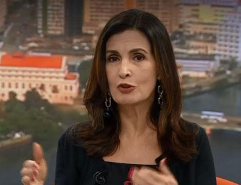 Fátima Bernardes, apresentadora