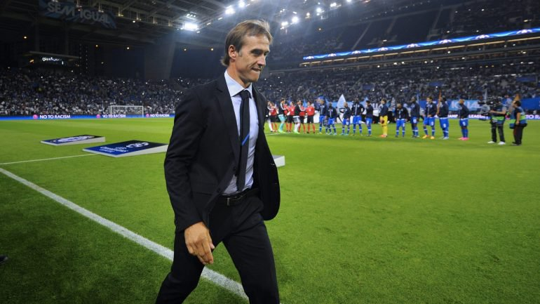 Julen Lopetegui será o novo técnico do Real Madrid