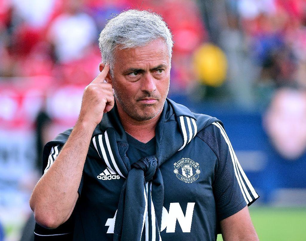 Mourinho parece estar com os dias contados no United