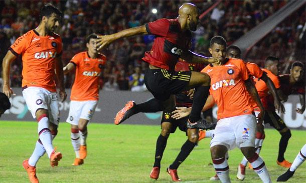 Sport x Atlético/PR