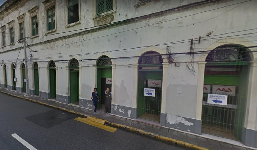 Cartório Arnaldo Maciel, no centro do Recife