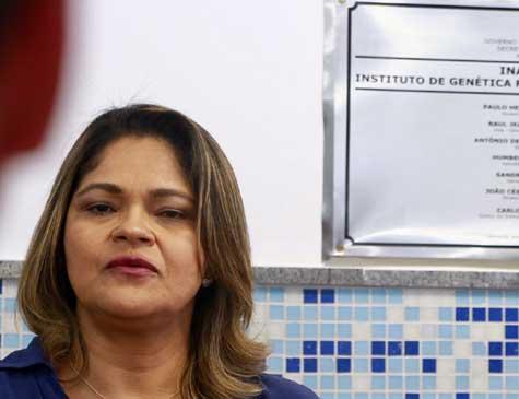 Sandra Santos foi empossada como membro titular do Conselho Nacional de Segurança Pública e Defesa Social