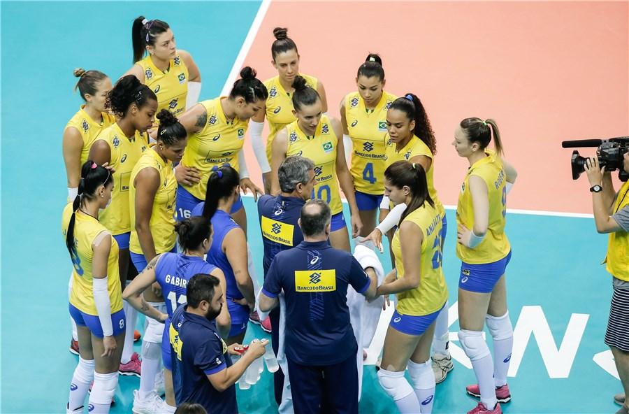 Seleção feminina caiu nas semifinais para a surpreendente Turquia
