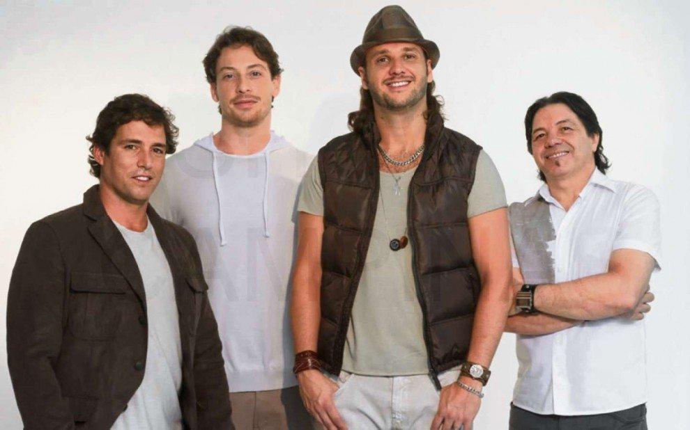 A banda Falamansa traz show com os hits 'Xote dos Milagres' e 'Oh! Chuva'