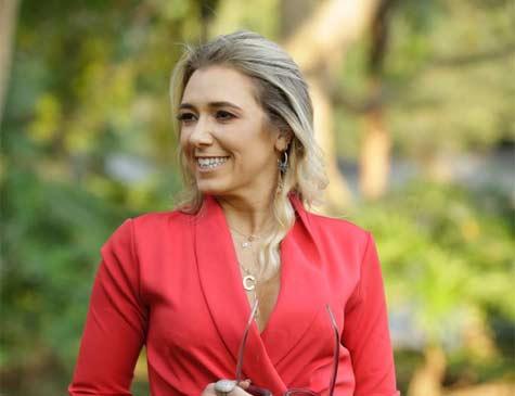 Carla Pimentel trocou a profissão de dentista pela de digital influencer