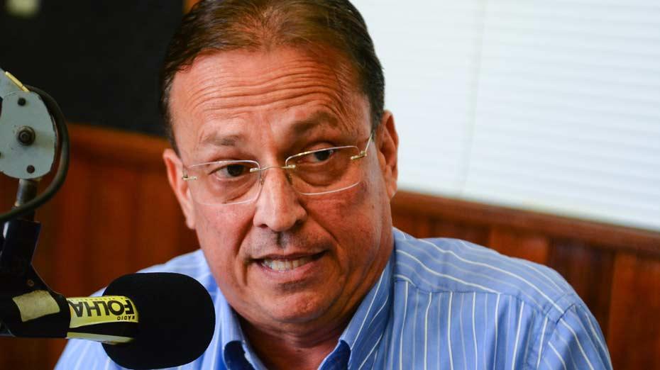 Demóstenes Meira (PTB), prefeito afastado de Camaragibe