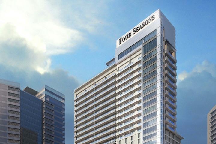 O novo hotel deve ser entregue no dia 1 de outubro