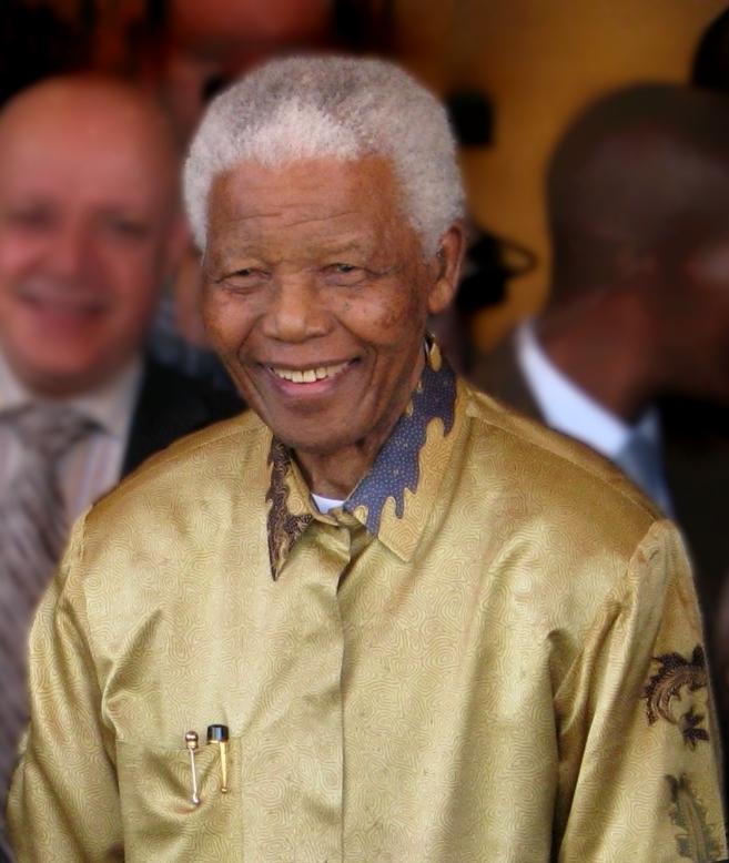 Nelson Mandela, um dos maiores nomes do século 20