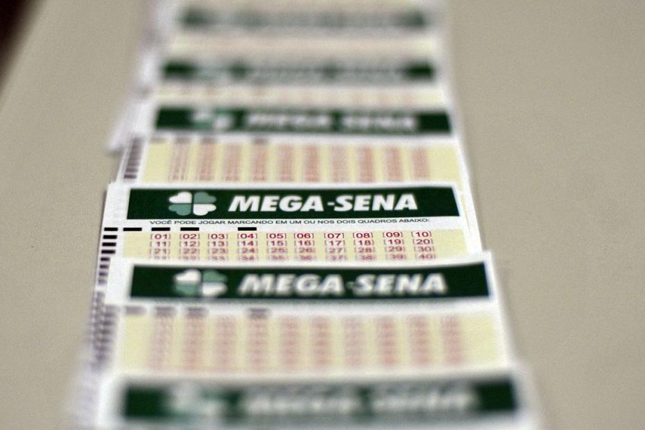 Cartela da Mega-Sena