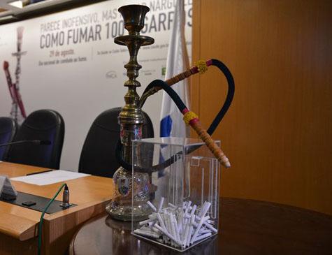 Uso do narguilé por adolescentes será igualado ao consumo de cigarros e bebidas alcoólicas