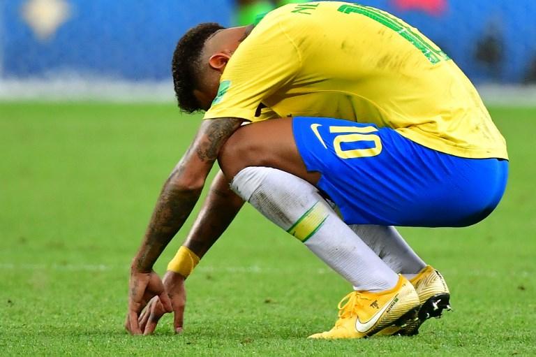 Instituto Nacional de Emergência Médica usou imagem de Neymar em propaganda