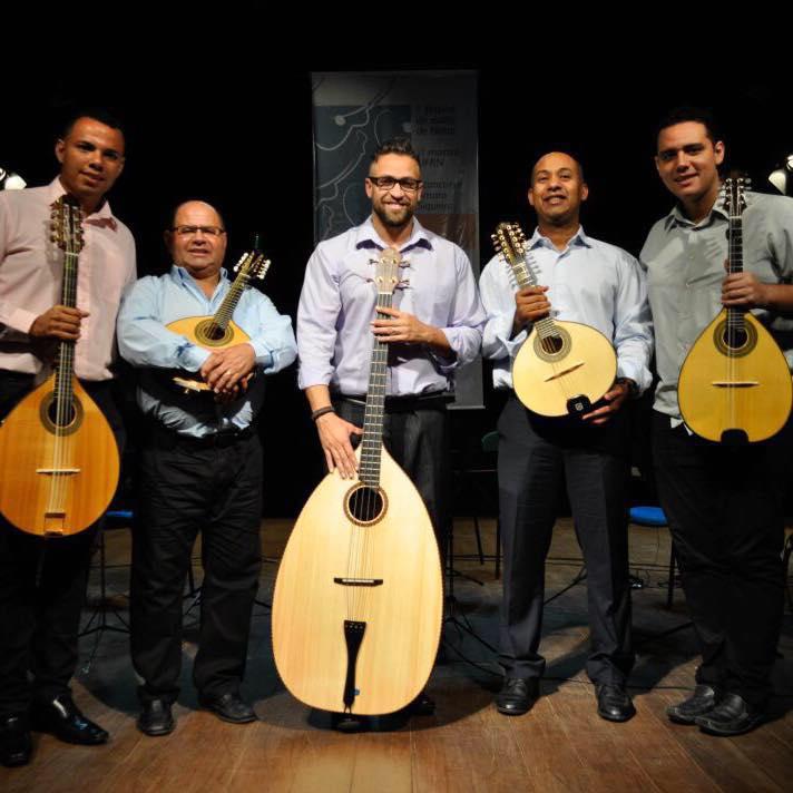 O quinteto é especializado tecnicamente na execução de peças virtuosísticas