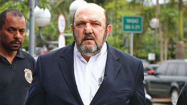Empresário Ricardo Pessoa