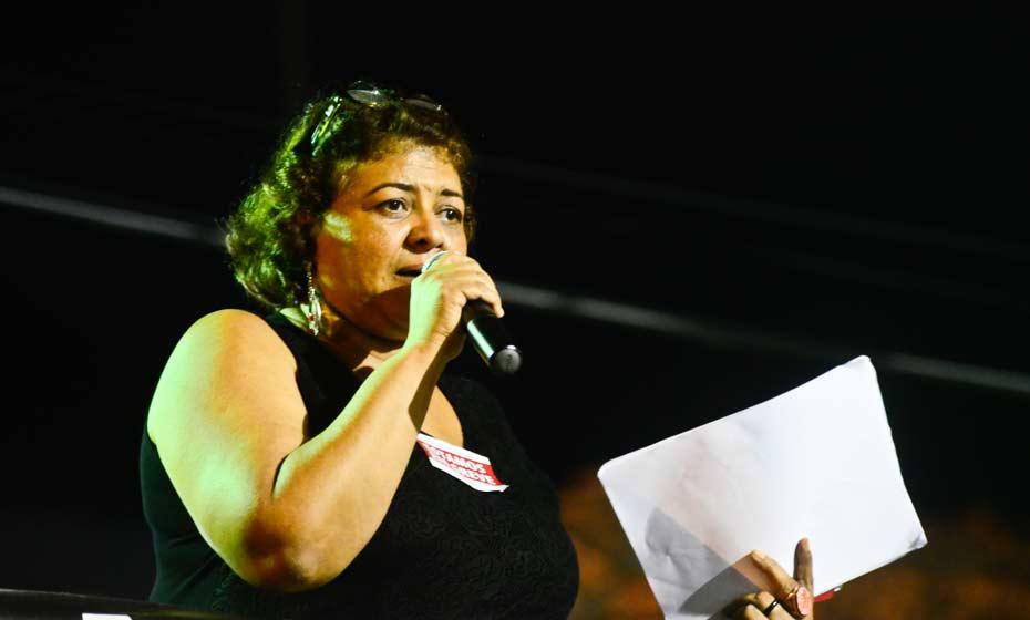 Suzineide Rodrigues é presidente do Sindicato dos Bancários de Pernambuco