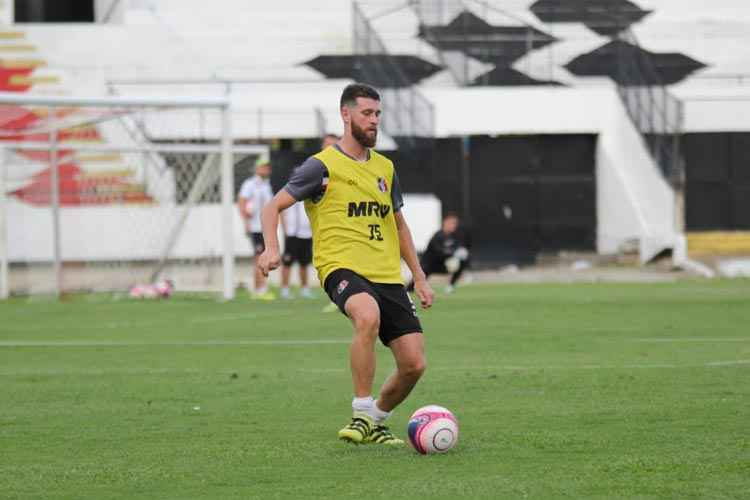 Uma das lideranças do time, Danny Morais pouco atuou em 2019