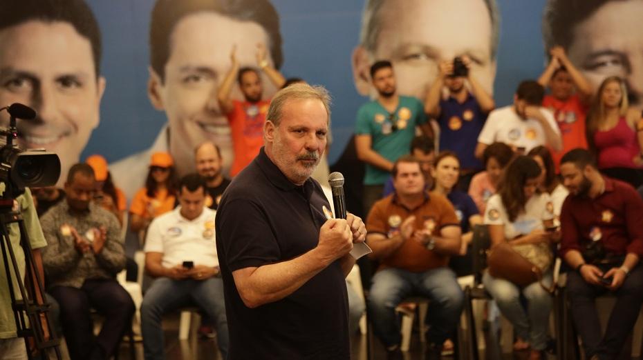 Armando Monteiro no Morro da Conceição