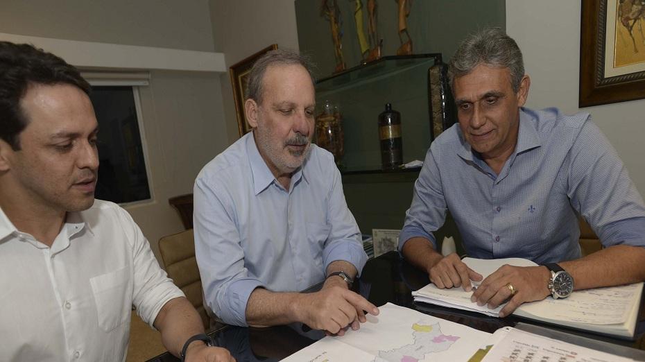 """Campanha de Armando será """"conectada com o povo"""", diz coordenador."""