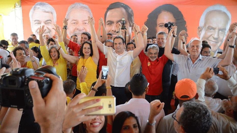 Frente Popular inaugura comitê de campanha
