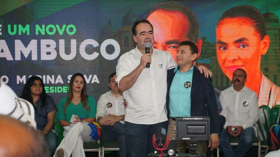 Julio Lossio escolhe coordenador de campanha