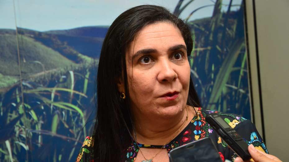 Marcela Montenegro, diretora do Ipespe