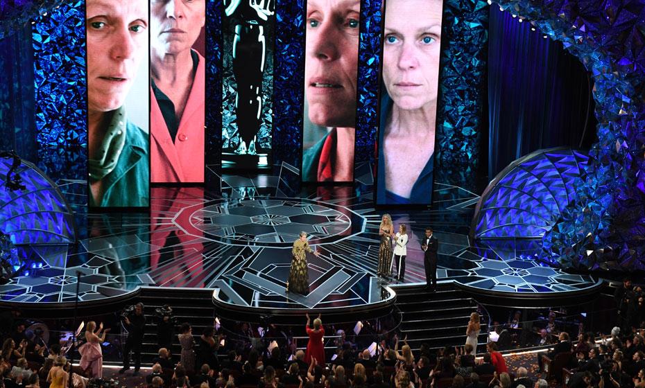 Cerimônia de entrega do Oscar