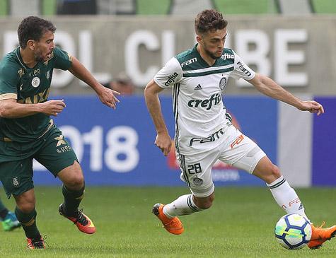 Campeão do ano passado, Palmeiras foi o pivô de polêmica do Brasileirão 2019