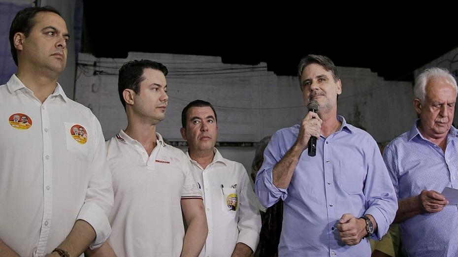 Raul Henry é o atual vice-governador de Pernambuco