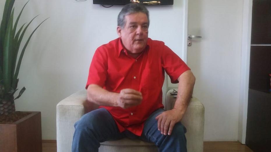 Silvio Costa convoca coletiva de imprensa fala sobre Marília