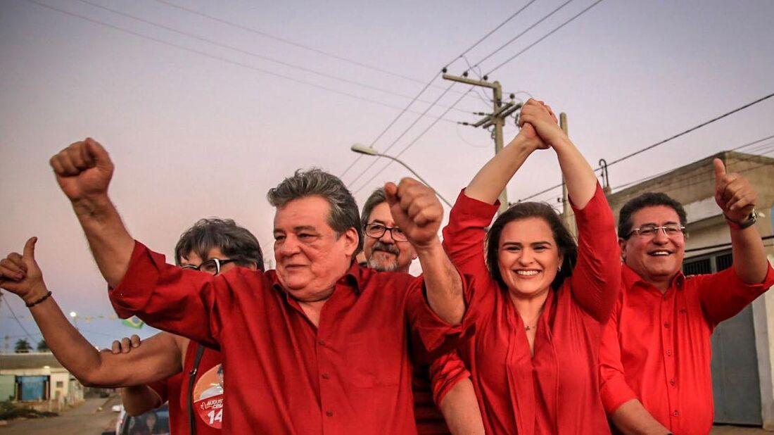 Silvio Costa tenta eleição ao Senado pela chapa do candidato ao governo Maurício Rands (Pros)