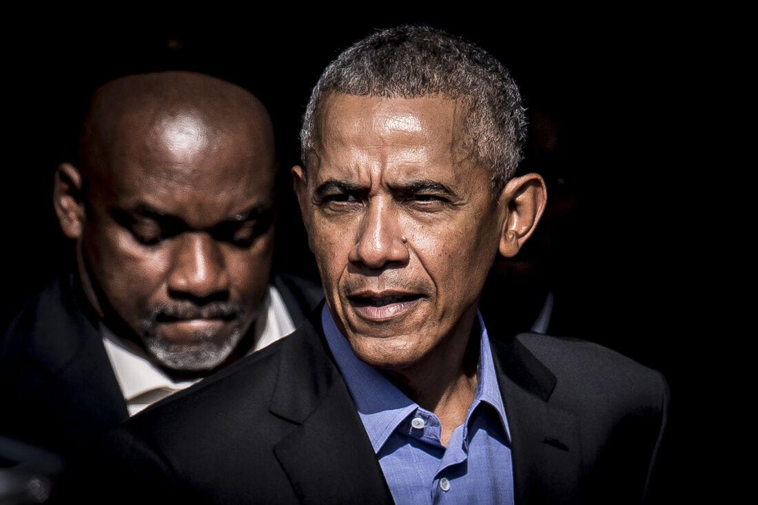 Ex-presidente dos Estados Unidos, Barack Obama