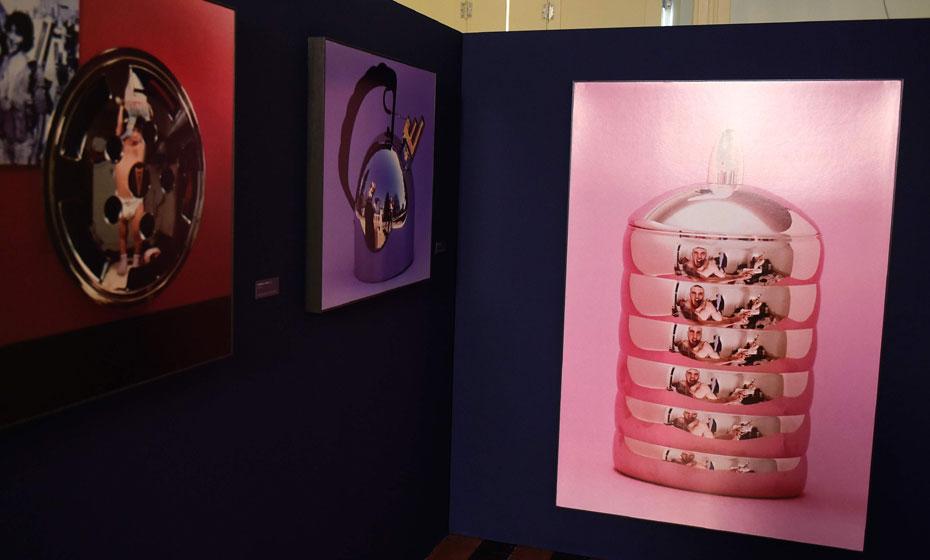 Exposição 'Sombras e mistérios', do britânico Mac Adams