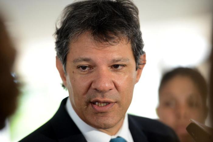 Fernando Haddad é oficializado pelo Partido dos Trabalhadores (PT)