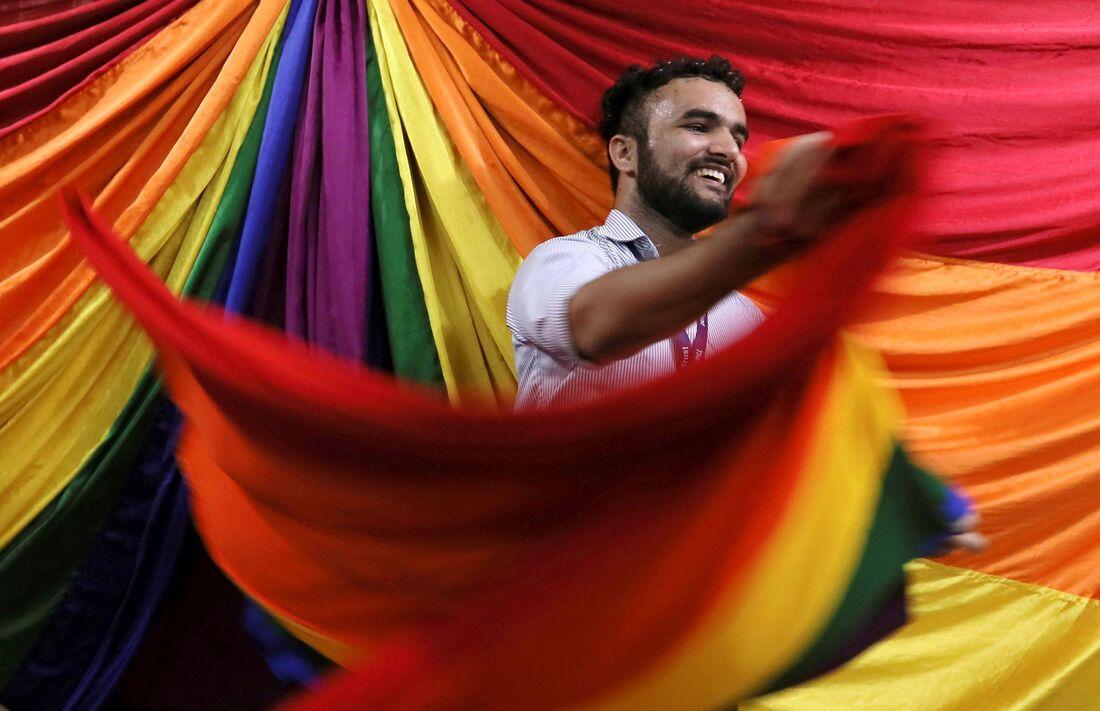 Suprema Corte descriminalizou a homossexualidade na Índia