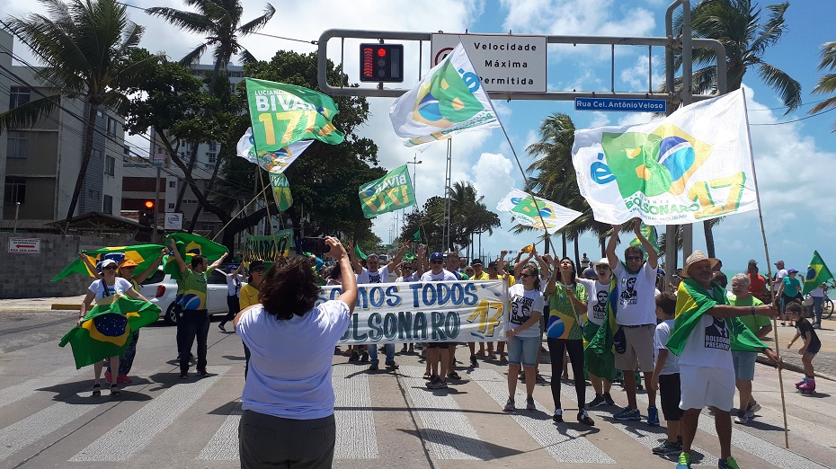 Última carreata deve acontecer no próximo domingo em diversos pontos em Pernambuco