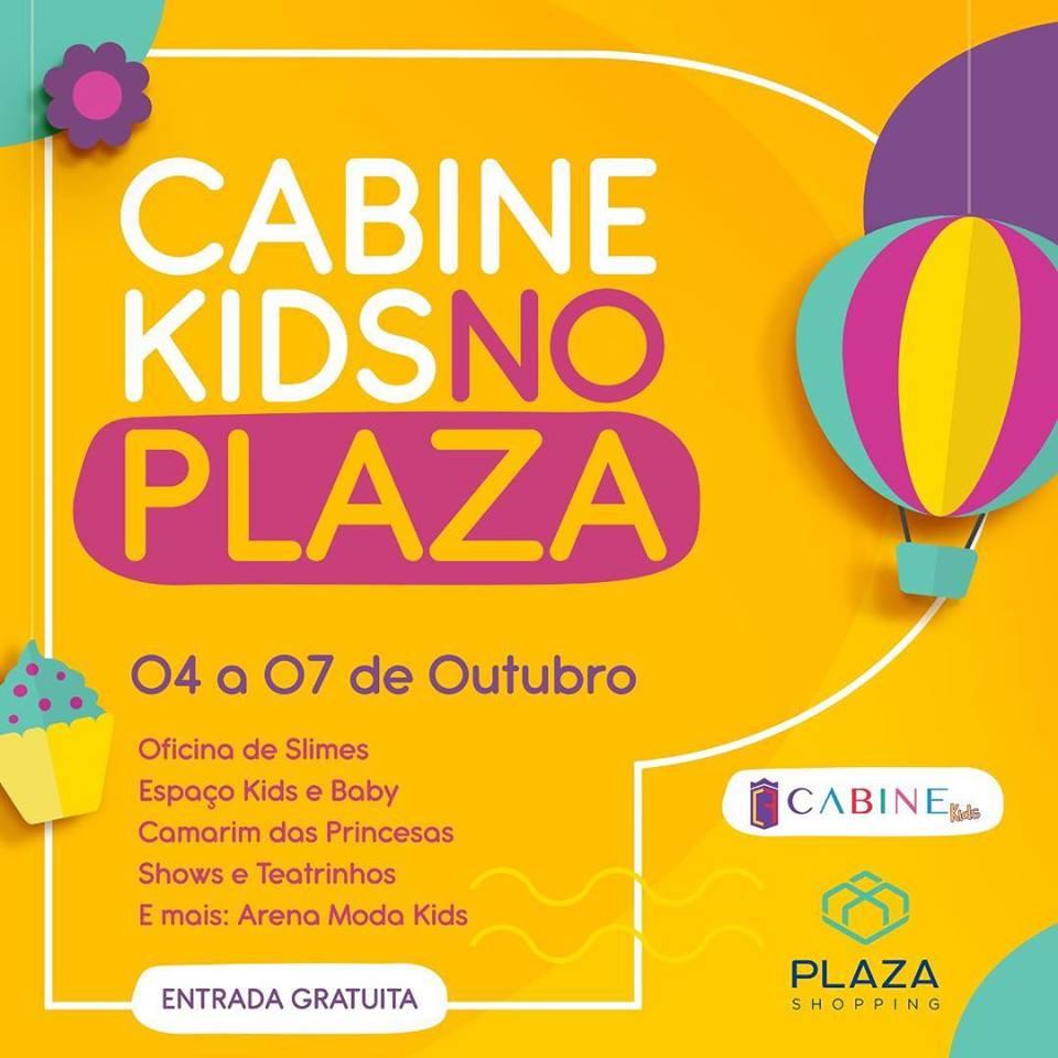 Cabine Kids Plaza