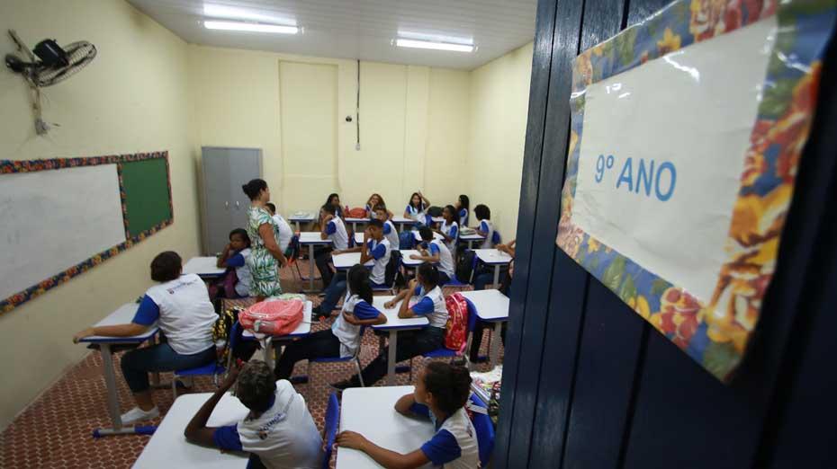 Escola da rede estadual de Pernambuco