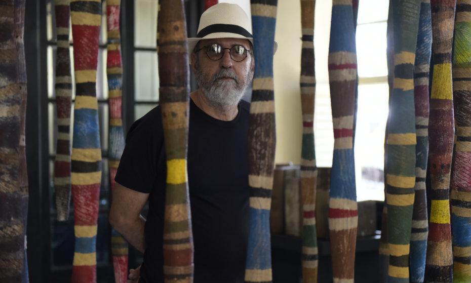 Eudes Mota, artista plástico pernambucano