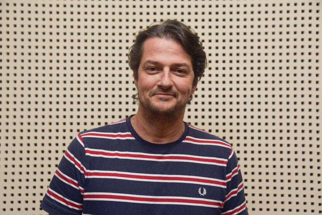 Marcelo Serrado está ansioso para a estreia no Dança dos Famosos