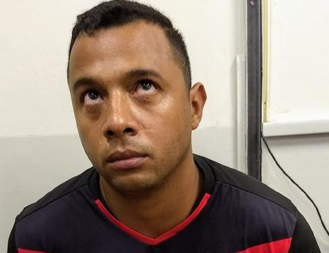O líder da Torcida Jovem, Henrique Marques, foi um dos presos na operação