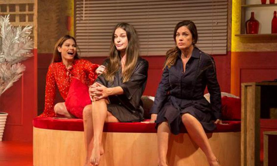 """""""Mercado Amoroso"""" faz duas sessões no Teatro RioMar"""