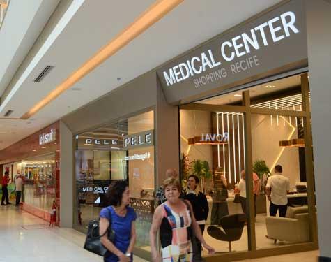 Medical Center Shopping Recife