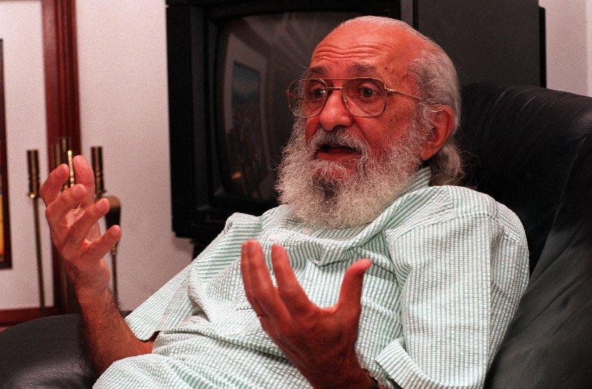 Paulo Freire, educador pernambucano