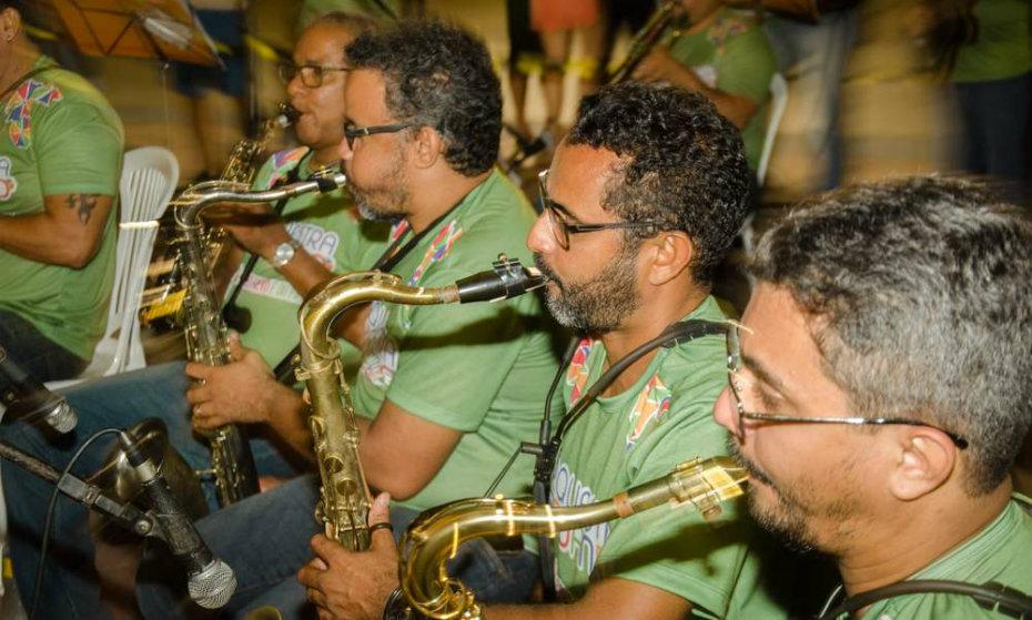 Músicos de Orquestras de Frevo