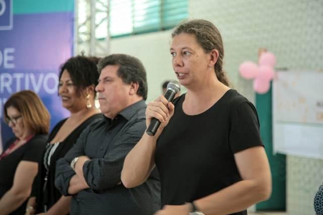 Ana Moser, ex-atleta de vôlei