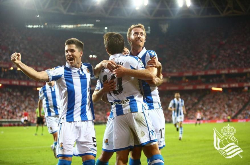 Real Sociedad x Athletic Bilbao