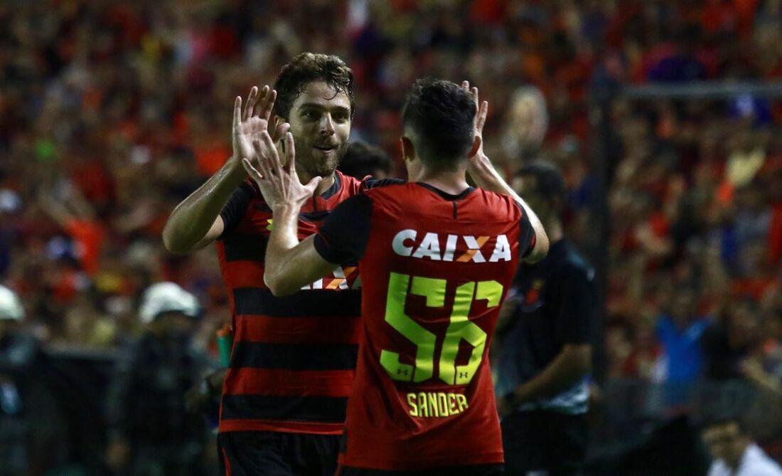 Sport segue na luta contra o rebaixamento no Brasileirão.