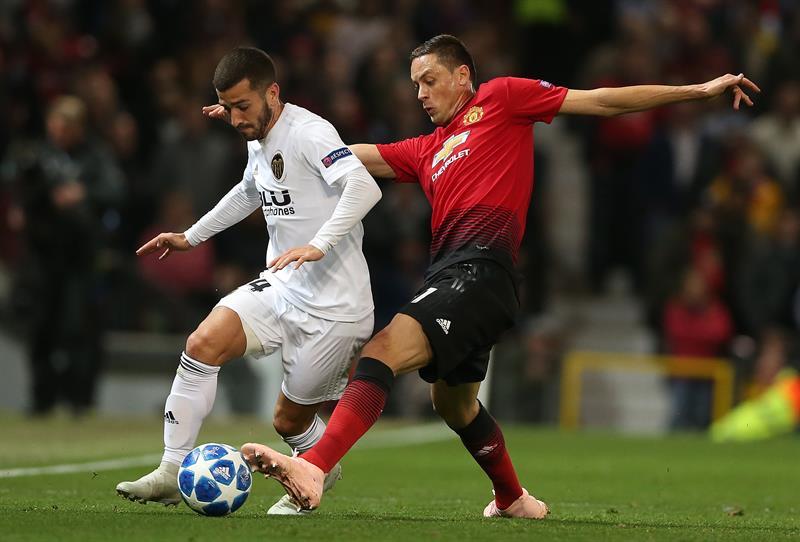 Valencia conseguiu empate com United